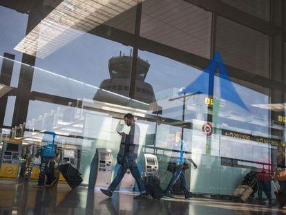 Terminal T1 del aeropuerto de El Prat de Barcelona