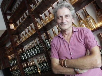 Antonio Gasset, crítico de cine y expresentador de 'Días de cine', en una imagen tomada en 2011.