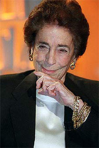 Françoise Giroud.