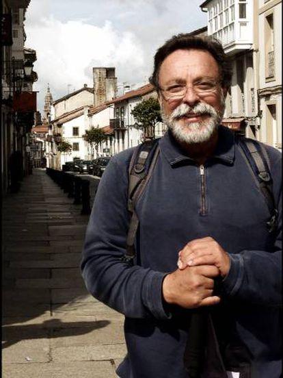 Fernández, en Santiago de Compostela.