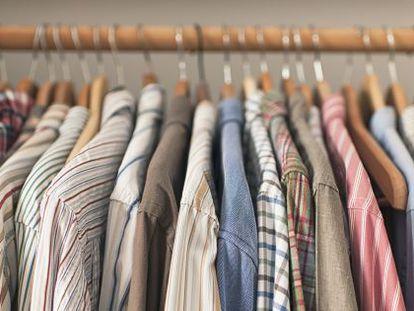 Cada español se deshace de 7 kilos de ropa al año.