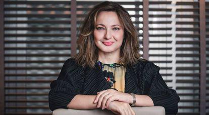Marta Álvarez, presidenta de El Corte Inglés y recientemente nombrada presidenta de la Fundación Ramón Areces.