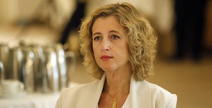 Ana Martínez-Pina, expresidenta del ICAC y exvicepresidenta de la CNMV