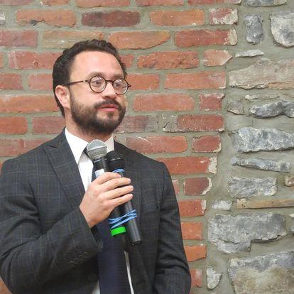 Santiago Aguirre Director del Centro de Derechos Humanos Miguel Agustín Pro Juárez, A.C. (Centro Prodh), en la Mesa Redonda en Ottawa: la voz de Canadá es vital para enfrentar la emergencia de más de 33 mil desapariciones en #México