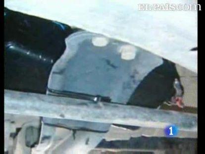 La bomba que no estalló en Calvià