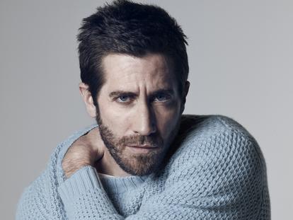 El actor Jake Gyllenhaal, imagen del perfume Luna Rossa Ocean de Prada.