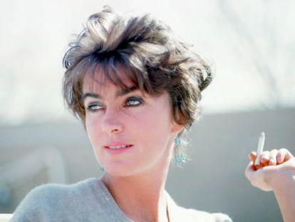 La escritora estadounidense Lucia Berlin