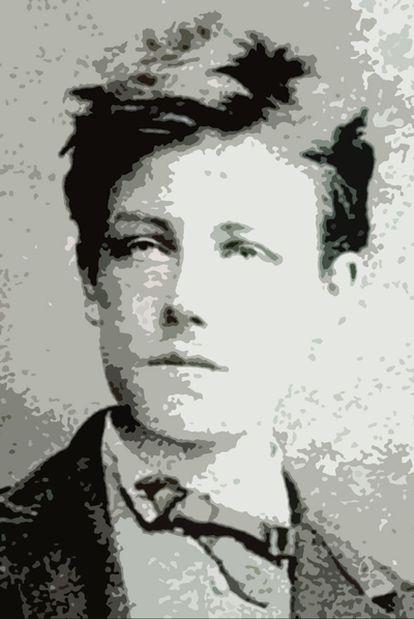 Rimbaud se fugó por primera vez a París en 1870. Tenía 16 años y todavía parecía una niña de tez delicada, ni siquiera le había cambiado la voz.