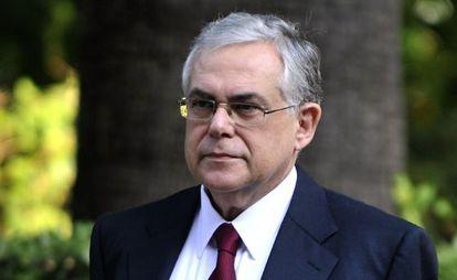 El nuevo primer ministro griego, Lucas Papademos