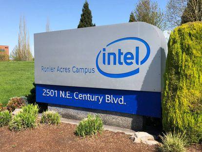 Campus de Intel en Hillsboro, Oregon.