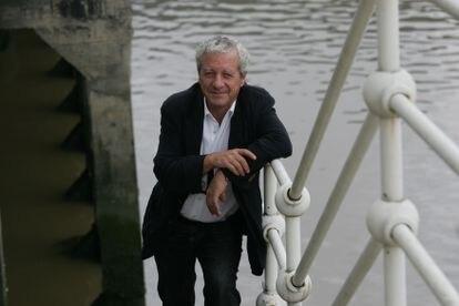 Jorge Martínez Reverte, en Bilbao en 2005.