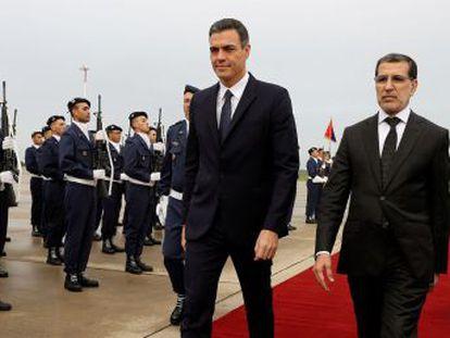 El rey Mohamed VI se ha mostrado  muy receptivo  a la propuesta de Pedro Sánchez