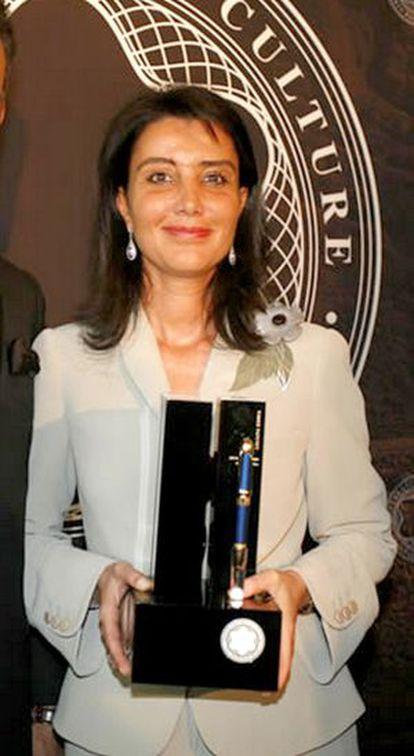 Liliana Godia, acusada de fraude fiscal.