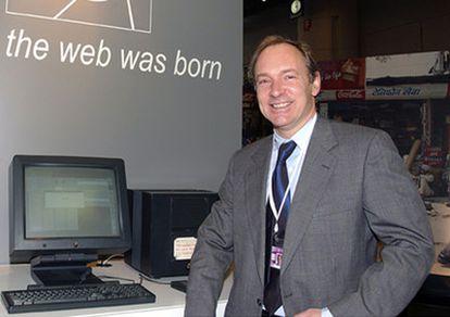 El inventor de la World Wide Web.