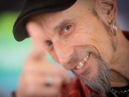 Fito Cabrales, cantante de Fito y Fitipaldis.