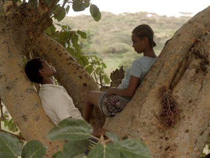 Fotograma de 'La Higuera', película ganadora del festival de cine africano FCAT.