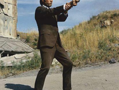 Clint Eastwood, en 'Harry el sucio' (1971).