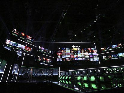 Phil Spencer, directivo de Microsoft, en los anuncios previos a E3.