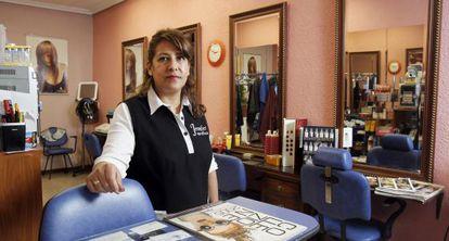 La ecuatoriana Maritza Torres pudo votar por primera vez en 2011.