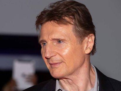 El actor Liam Neeson. En vídeo, la confesión del actor.