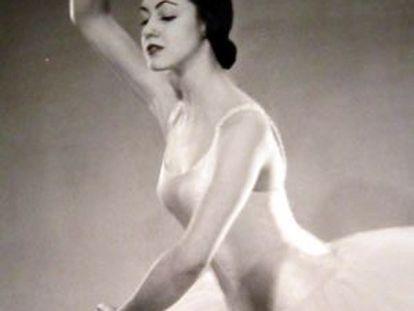 Brenda Averty, coreógrafa y bailarina británica.