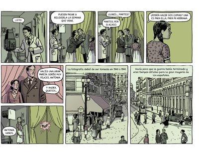 Página de 'Regreso al Edén', de Paco Roca.