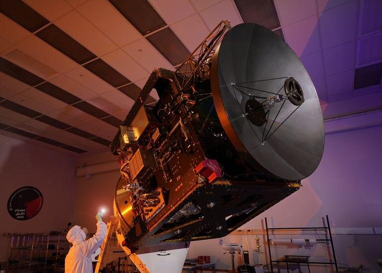 Emiratos Árabes se incorpora a la nueva carrera hacia Marte ...