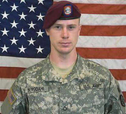 Bowe Bergdahl, antes de su captura por los talibanes.