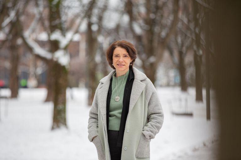 Karen O'Brien, una de las galardonadas con el premio Fundación BBVA Fronteras del Conocimiento