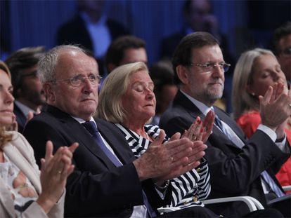 Rajoy se acerca a las víctimas con un duro discurso sobre ETA
