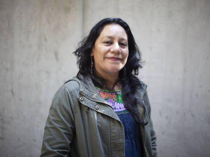 María Luis Albores, secretaria de Bienestar del Gobierno de López Obrador.