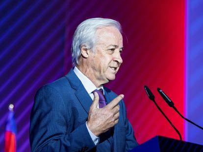 Carles Tusquets, presidente de la Comisión Gestora.