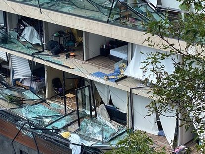 Una fuerte explosión este lunes en un edificio en la colonia Xoco, Ciudad de México, ha dejado al menos 22 heridos.