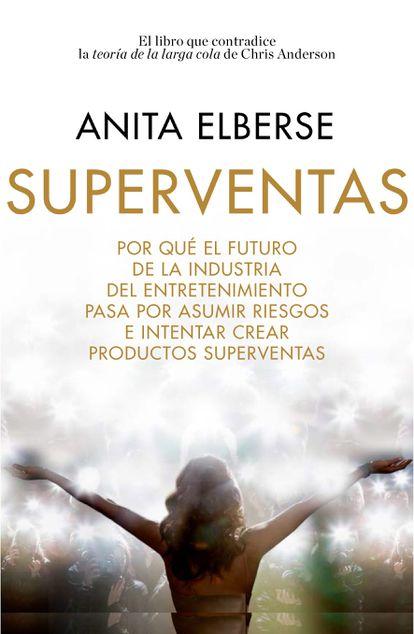 Cover of the book 'Superventas'.