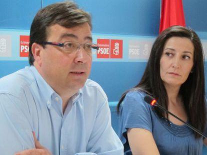 El PSOE extremeño fuerza en solitario una moción de censura contra Monago