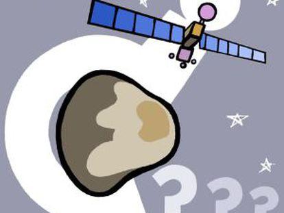 Newton da el paso a 'Rosetta'