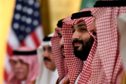 El príncipe heredero saudí, Mohamed bin Salmán, en una imagen de archivo.