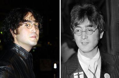 Aunque con el paso de los años ha intentado distanciarse de la estética de su padre para no parecerse a él, lo cierto es que de adolescente Sean Leenon exprimía su parecido con su padre John Lennon al máximo.