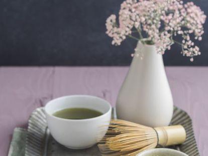 Ceremonia del té.