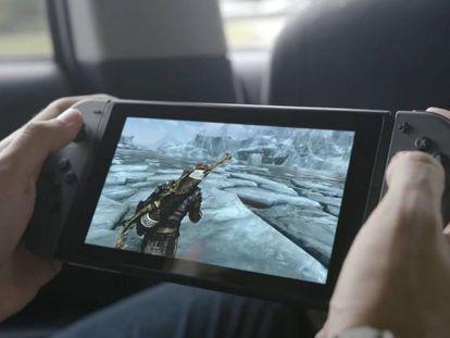 Nintendo Switch es una consola portátil y doméstica.