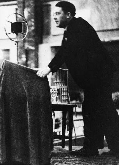 Carl Schmitt en 1930.