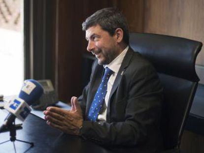 Joan Canadell se estrena como presidente con la publicación de un estudio de 2012 sobre las consecuencias económicas de la independencia
