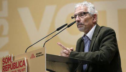 El exsenador y exjuez Santi Vidal