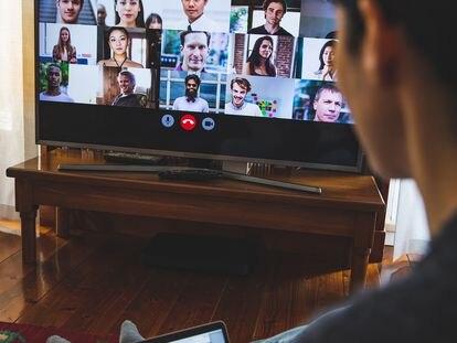 Algunas empresas optan por reducir las reuniones y su duración.