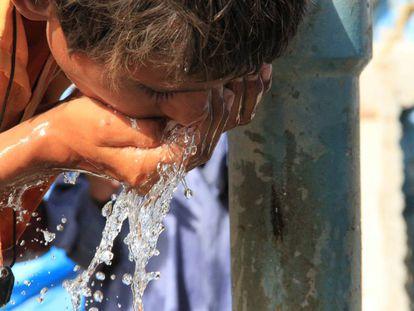 El acceso y el saneamiento es un reto fundamental del los ODS.