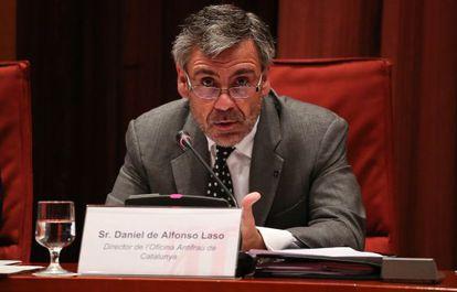 El presidente la OAC, Daniel de Alfonso.