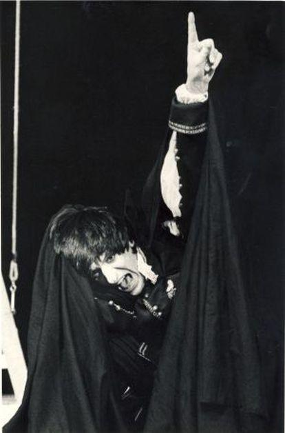 Josep Maria Flotats, en 1985.