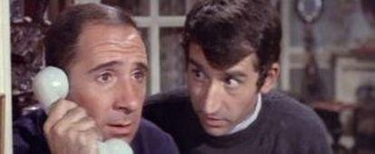 Alfredo Landa y José Sacristán, en '¡Vente a Alemania, Pepe!'