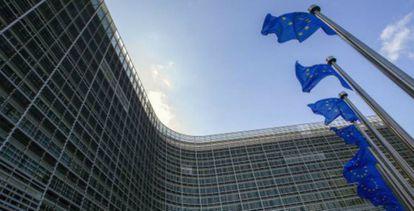 Imagen de la Comisión Europea, Bruselas.