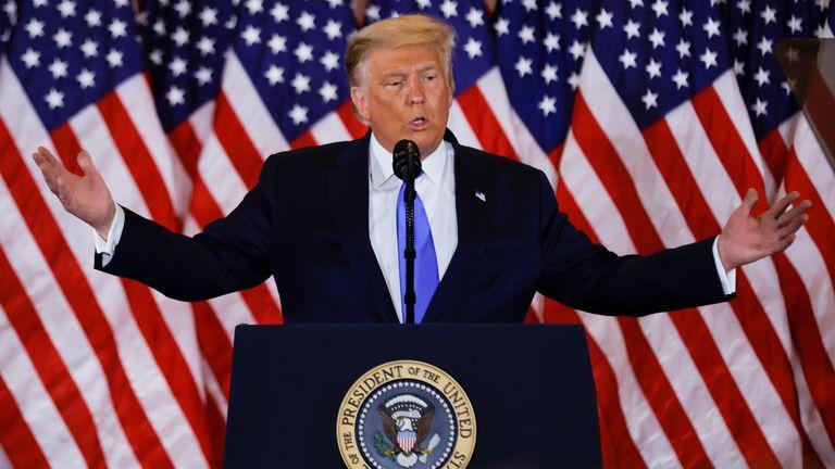 Qué ha hecho Trump en cuatro años? | Elecciones USA | EL PAÍS